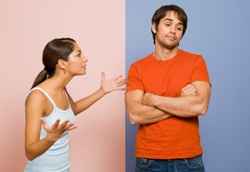 Are you having a hard time convincing your spouse to see a chiropractor?