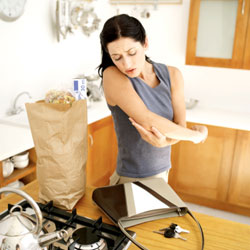 Almost any type of regular daily activity may cause some kind of extremity problems.