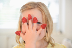 Set your child up for success by avoiding a diet filled with processed foods.