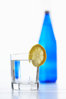 Your body is made up of 85-90% water, so it makes sense to replenish the body with something it needs naturally.