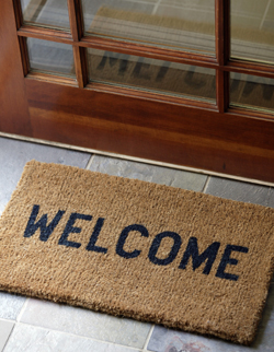 You will immediately feel at home the moment you walk in the door.